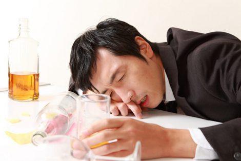 アルコールと早漏の関係